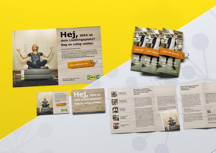 h h markenentwicklung und employer branding ikea. Black Bedroom Furniture Sets. Home Design Ideas